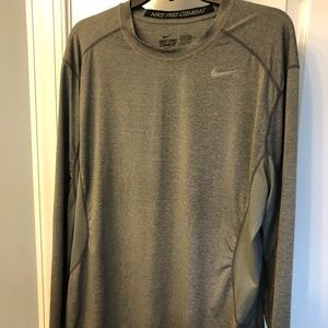 Nike Pro Combat Dri-fit compression Top XL